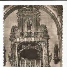 Postales: BURGOS - SANTUARIO DE SANTA CASILDA (BRIVIESCA) ALTAR MAYOR - Nº 3. Lote 73764667