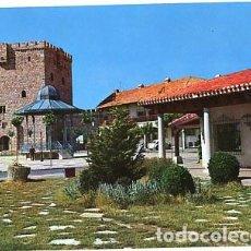 Postales: BURGOS HOSTAL LANDA PALACE VISTA PARCIAL. ED. INTER. SIN CIRCULAR. Lote 73827967