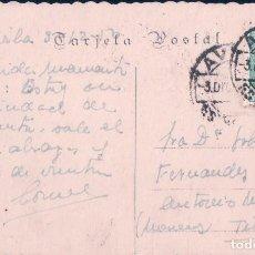 Postales: POSTAL AVILA.- SAN VICENTE, SEPULCRO DE LOS SANTOS MARTIRES. 37. ED. ARRIBAS. CIRCULADA. Lote 74532175