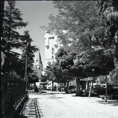 Postales: NEGATIVO ESPAÑA SEGOVIA 1970 KODAK 55MM NEGATIVE GRAN FORMATO SPAIN PHOTO FOTO. Lote 74947127