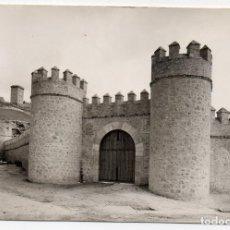 Postales: PS7391 PEÑARANDA DE DUERO 'MURALLAS DEL PALACIO Y CASTILLO'. ED. SICILIA. CIRCULADA. 1960. Lote 75602603