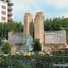Postales: ARANDA DE DUERO - 16 MONUMENTO A D. DIEGO ARIAS DE MIRANDA. Lote 75726535