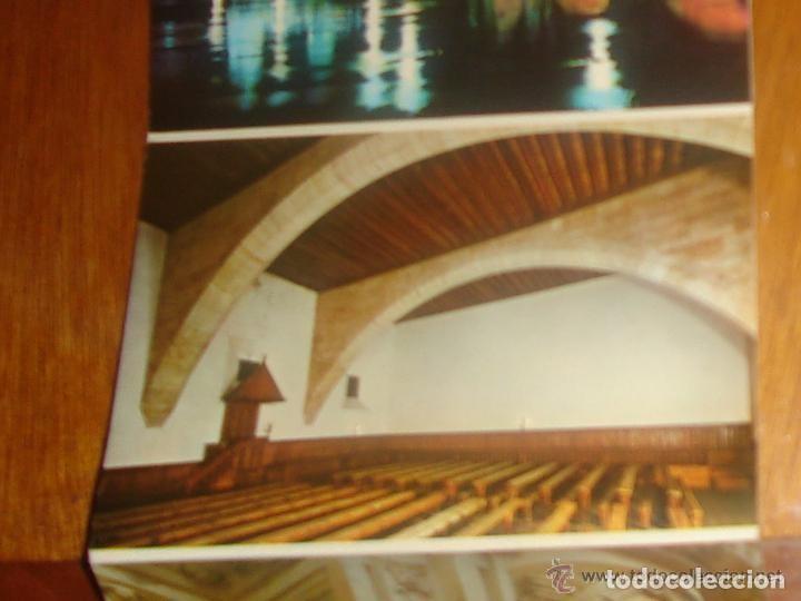 Postales: Lote de 2 tiras con 18 postales de Salamanca. Cervantes. - Foto 16 - 76381247