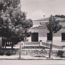 Postales: NAVALPERAL DE PINARES (ÁVILA) - GRUPO ESCOLAR. Lote 78195941