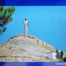 Postales: LOTE DE 12 POSTALES DE PALENCIA AÑOS 60-70 ALGUNAS SELLADAS. Lote 78307689