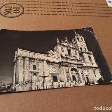 Postales: POSTAL DE VALLADOLID - CATEDRAL - ESCRITA Y CIRCULADA . Lote 78470297