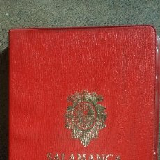 Postales: LIBRITO CON FUNDA 18 POSTALES SALAMANCA MONUMENTAL. AÑOS 60/70. Lote 79015285