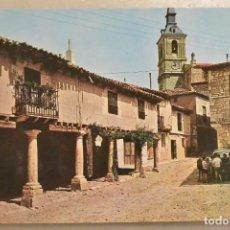 Postales: POSTAL DE LERMA, BURGOS. CALLE TÍPICA. Lote 79055265