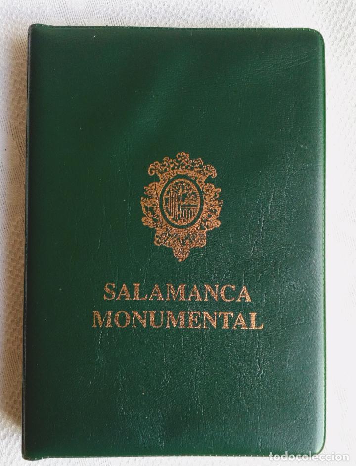 SALAMANCA MONUMENTAL - 20 POSTALES EN CARPETA. (Postales - España - Castilla y León Moderna (desde 1940))