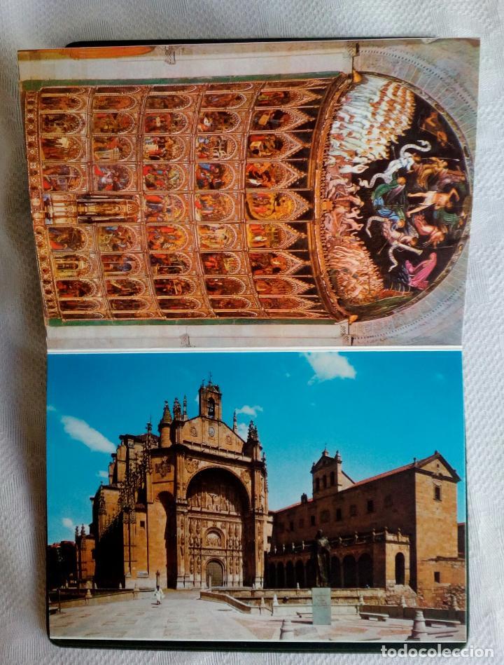 Postales: SALAMANCA MONUMENTAL - 20 POSTALES EN CARPETA. - Foto 7 - 79062661