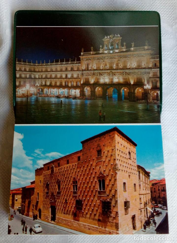Postales: SALAMANCA MONUMENTAL - 20 POSTALES EN CARPETA. - Foto 13 - 79062661