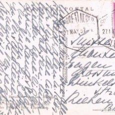 Postales: POSTAL BURGOS - MONASTERIO DE LAS HUELGAS - SALA CAPITULAR - GARRABELLA - CIRCULADA. Lote 80071849