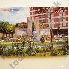 Postales: POSTAL ARANDA DE DUERO - MONUMENTO A DON DIEGO ARIAS DE MIRANDA - ED. PARIS, 423. Lote 80888675
