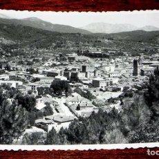 Postales: FOTO POSTAL DE ARENAS DE SAN PEDRO, AVILA, VISTA GENERAL, FOTO SERRANO, NO CIRCULADA, ESCRITA.. Lote 143593237