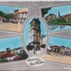 Postales: ARENAS DE SAN PEDRO (AVILA) - VARIAS VISTAS DEL PUEBLO. Lote 82909136