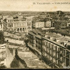Postales: VALLADOLID - VISTA PARCIAL PANORÁMICA 20 H A E. Lote 82948980