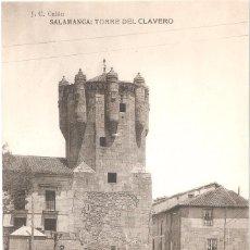 Postales: SALAMANCA TORRE DEL CLAVERO. Lote 83825960