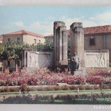 Postales: ARANDA DE DUERO. MONUMENTO A D. DIEGO ARIAS DE MIRANDA. (ED. VISTABELLA Nº6).. Lote 85913492