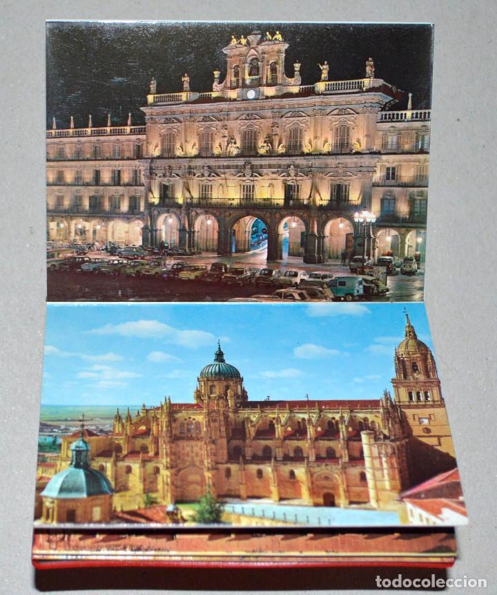 Postales: Antigua libreta postales Salamanca monumental - Foto 2 - 86530608