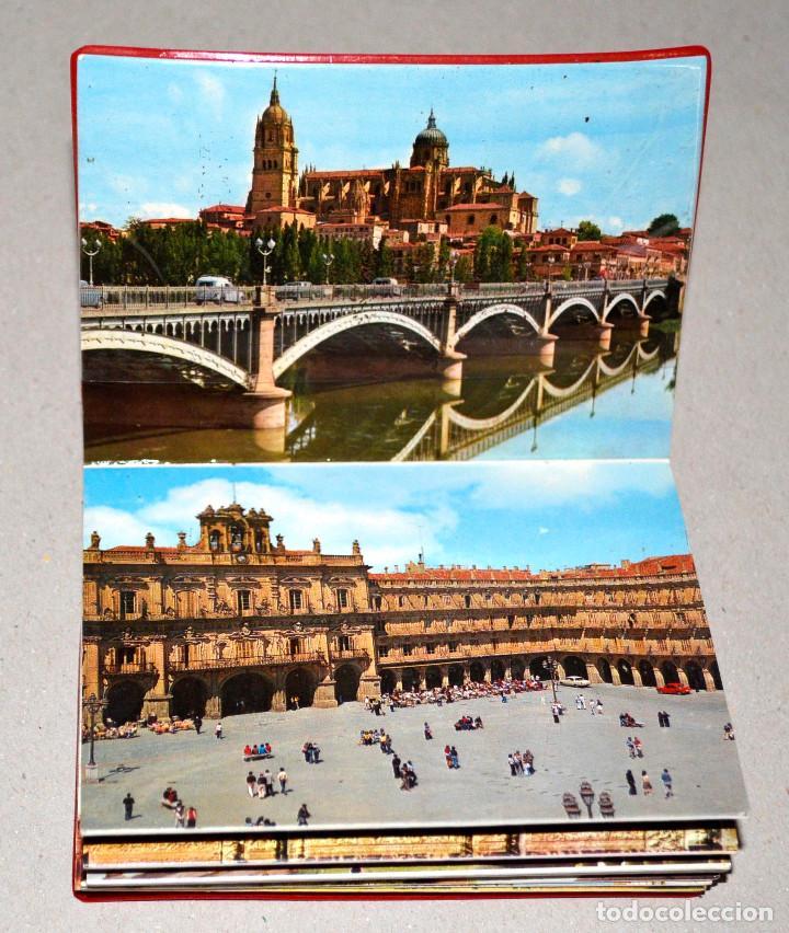 Postales: Antigua libreta postales Salamanca monumental - Foto 3 - 86530608