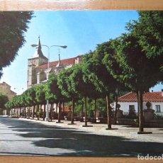 Postales: EL ESPINAR (SEGOVIA),AVENIDA DEL GENERAL MOLA. (ROYUELA). AÑO 1969.. Lote 86559956