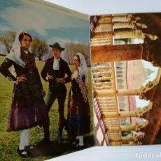 Postales: 20 POSTALES LIBRO ACORDEON POSTAL - SALAMANCA - SALAMANCA MONUMENTAL - ED. PERGAMINO 1971. Lote 86643828