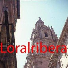 Postales: DIAPOSITIVA ESPAÑA SALAMANCA 1967 AGFACOLOR 35MM SERVICE SPAIN SLIDE PHOTO FOTO CASTILLA. Lote 86827884