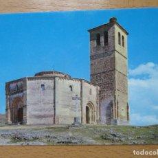 Postales: SEGOVIA - IGLESIA VERACRUZ. (M. ROYUELA Nº2).. Lote 86995808