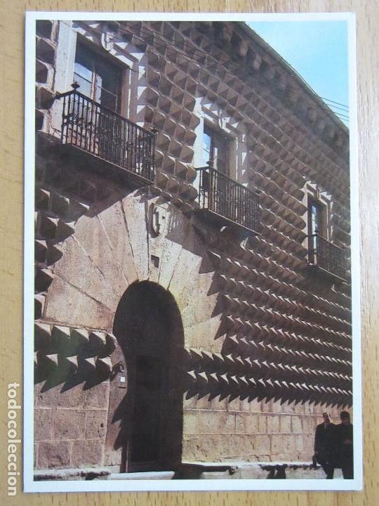 SEGOVIA - CASA DE LOS PICOS. (M. ROYUELA Nº101). (Postales - España - Castilla y León Moderna (desde 1940))