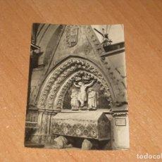 Postales: POSTAL DE BURGOS. Lote 87371656