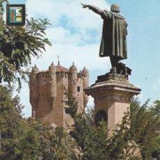 Postales: POSTAL : TORRE DEL CLAVERO. SALAMANCA. Lote 87631680