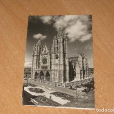 Postales: POSTAL DE LEON. Lote 89014384