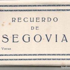 Postales: SEGOVIA. Lote 90179732
