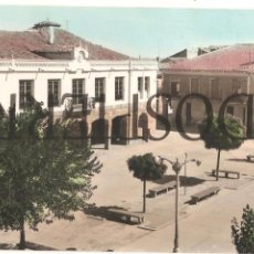 Postales: POSTAL, VILLALPANDO, ZAMORA, PLAZA MAYOR, ESCRITA. Lote 90464349