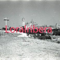 Postales: NEGATIVO ESPAÑA SEGOVIA 1970 KODAK 35MM NEGATIVE SPAIN PHOTO FOTO. Lote 91111825