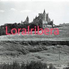 Postales: NEGATIVO ESPAÑA SEGOVIA ALCÁZAR 1970 KODAK 35MM NEGATIVE SPAIN PHOTO FOTO. Lote 91115210