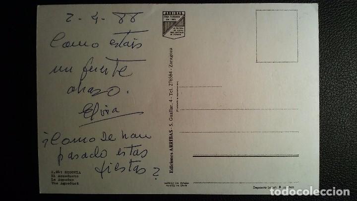 Postales: Segovia - Acueducto - Foto 2 - 91515850
