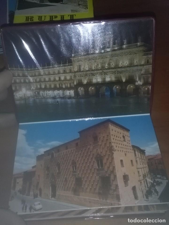 Postales: SALAMANCA MONUMENTAL. ACORDEÓN CON 20 POSTALES. - Foto 2 - 92963900