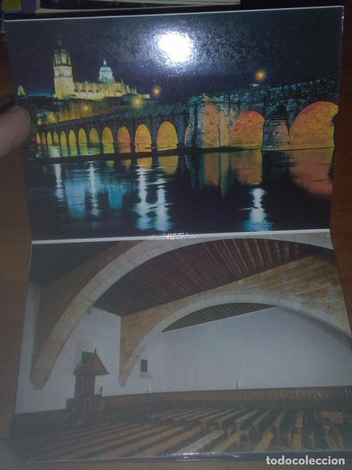 Postales: SALAMANCA MONUMENTAL. ACORDEÓN CON 20 POSTALES. - Foto 3 - 92963900