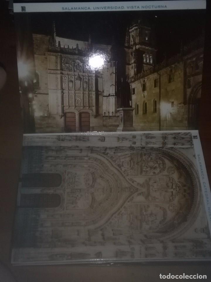 Postales: SALAMANCA MONUMENTAL. ACORDEÓN CON 20 POSTALES. - Foto 5 - 92963900