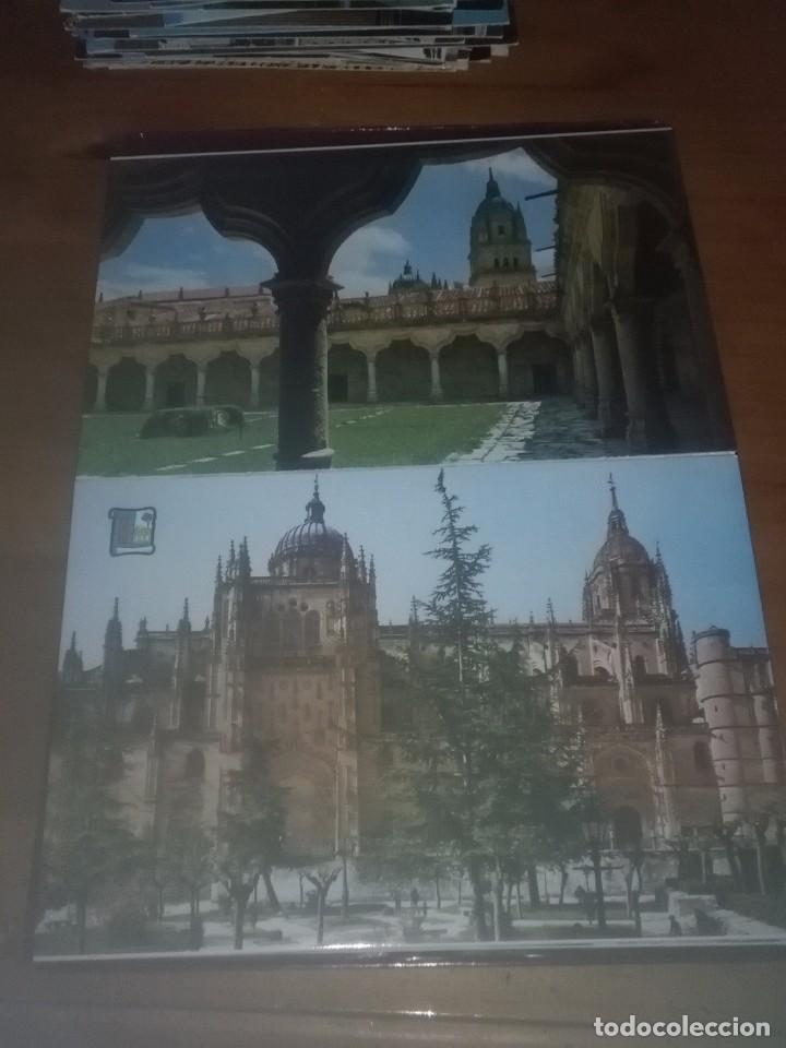 Postales: SALAMANCA MONUMENTAL. ACORDEÓN CON 20 POSTALES. - Foto 8 - 92963900