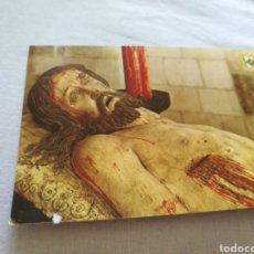 Postales: POSTAL DE LA SEMANA SANTA DE ZAMORA. AÑOS 90. Lote 93583917