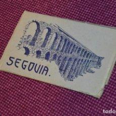 Postales: ANTIGUO LIBRITO DE 11 POSTALES DE SEGOVIA SIN CIRCULAR - RECUERDO DE SEGOVIA - VINTAGE - HAZ OFERTA. Lote 94070930
