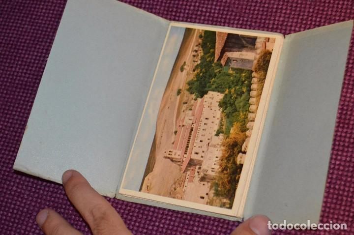 Postales: ANTIGUO LIBRITO DE 11 POSTALES DE SEGOVIA SIN CIRCULAR - RECUERDO DE SEGOVIA - VINTAGE - HAZ OFERTA - Foto 3 - 94070930