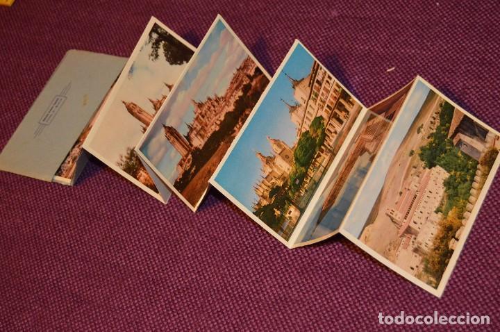 Postales: ANTIGUO LIBRITO DE 11 POSTALES DE SEGOVIA SIN CIRCULAR - RECUERDO DE SEGOVIA - VINTAGE - HAZ OFERTA - Foto 4 - 94070930