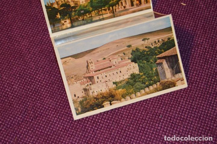 Postales: ANTIGUO LIBRITO DE 11 POSTALES DE SEGOVIA SIN CIRCULAR - RECUERDO DE SEGOVIA - VINTAGE - HAZ OFERTA - Foto 5 - 94070930