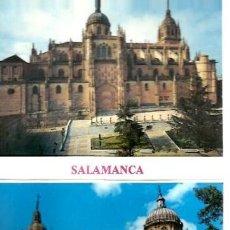 Postales: VE15- BLOC DE 20 FOTOS COLOR DE - SALAMANCA - TODAS NUEVAS. Lote 94311090