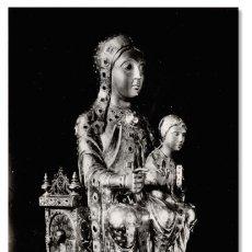 Postales: POSTAL FOTOGRÁFICA DE LA VIRGEN DE LA VEGA, SALAMANCA. AÑOS 1950. NO CIRCULADA. Lote 94529710