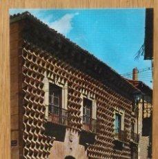 Postales: SEGOVIA - CASA DE LOS PICOS. Lote 95393235