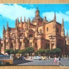 Postales: SEGOVIA - CATEDRAL. Lote 95393263